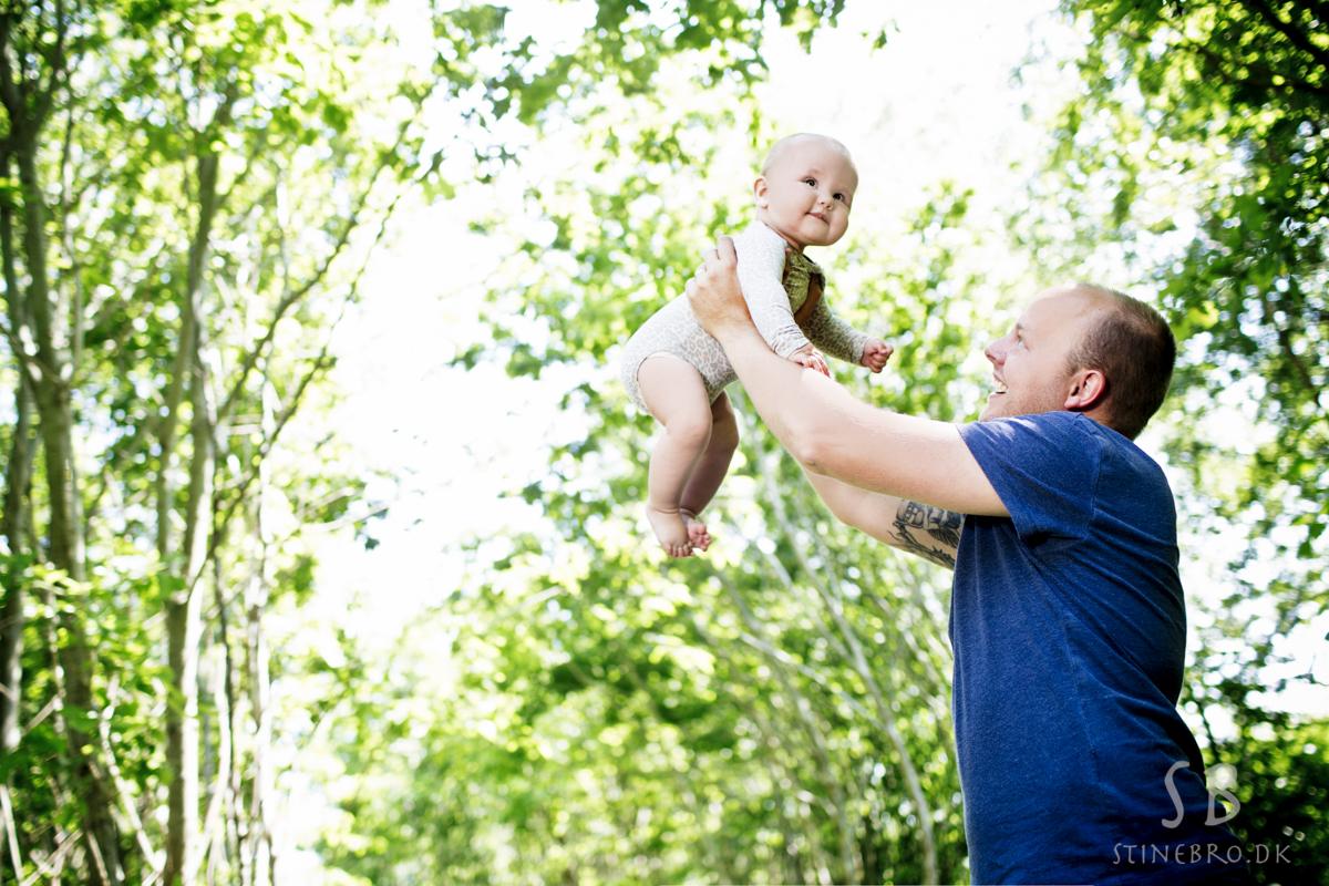 børnefotograf-skoven